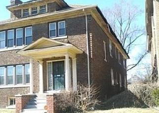Foreclosed Home in HAZELWOOD ST, Detroit, MI - 48206