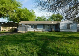 Foreclosed Home in SANGER AVE, Waco, TX - 76710