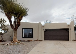 Foreclosed Home en UTAH MEADOW RD NE, Rio Rancho, NM - 87124