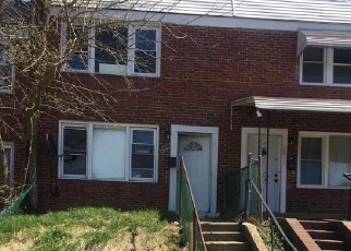 Foreclosed Home en GANLEY DR, Baltimore, MD - 21230