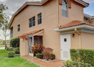 Foreclosed Home en SEACREST CIR, Boynton Beach, FL - 33437