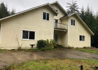 Foreclosed Home in HEMLOCK ST, Florence, OR - 97439
