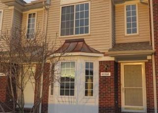 Casa en ejecución hipotecaria in New Baltimore, MI, 48047,  WOODBURY DR ID: F4396016