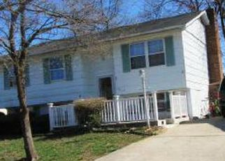 Casa en ejecución hipotecaria in Millersville, MD, 21108,  CHALET DR W ID: F4396060