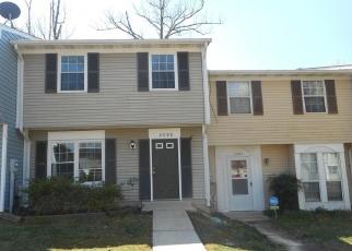 Casa en ejecución hipotecaria in Charles Condado, MD ID: F4396357