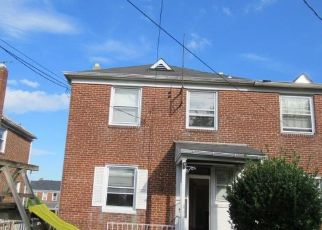 Foreclosed Home en WOODSTOCK AVE, Baltimore, MD - 21213