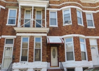 Foreclosed Home en RUSKIN AVE, Baltimore, MD - 21217
