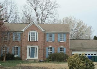 Foreclosed Home en MARLIN CT, Waldorf, MD - 20603