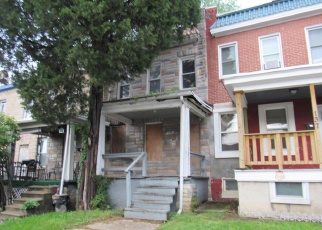 Foreclosed Home en SIEGWART LN, Baltimore, MD - 21229