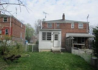 Casa en ejecución hipotecaria in Towson, MD, 21286,  MUSSULA RD ID: F4396770