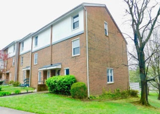 Foreclosed Home en CANTERBURY RIDING, Laurel, MD - 20723