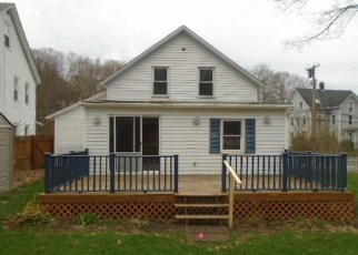 Foreclosed Home in ROOSEVELT AVE, Norwich, CT - 06360