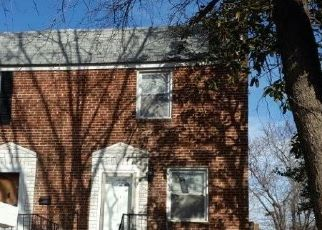 Foreclosed Home en PARKMONT AVE, Baltimore, MD - 21206