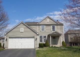 Foreclosed Home in GLENN CIR, Plainfield, IL - 60585