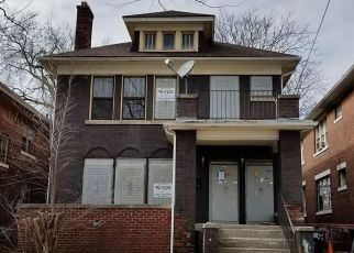 Foreclosed Home in WHITFIELD ST, Detroit, MI - 48204