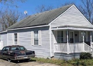 Foreclosed Home en BANK STREET EXT, Suffolk, VA - 23434
