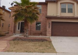 Foreclosed Home in TIERRA CUERVO DR, El Paso, TX - 79938
