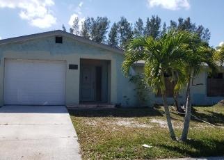 Foreclosed Home in PINEHURST DR, Lake Worth, FL - 33467