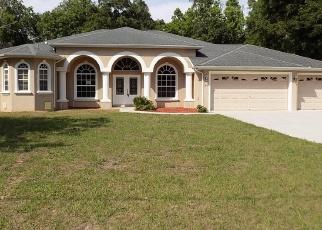 Foreclosed Home en SADDLE WAY, Brooksville, FL - 34614