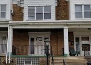 Foreclosed Home en CHARLES ST, Philadelphia, PA - 19135