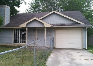 Foreclosed Home in DANIELS DR, Killeen, TX - 76543