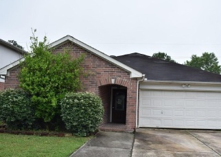 Foreclosed Home in FOX RAVINE DR, Spring, TX - 77386