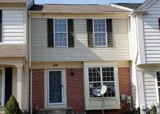 Foreclosed Home en GENTLEBROOK RD, Owings Mills, MD - 21117