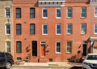 Foreclosed Home en GOUGH ST, Baltimore, MD - 21231