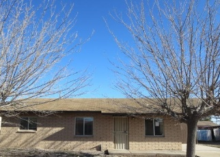 Foreclosed Home in W SOTO ST, Willcox, AZ - 85643