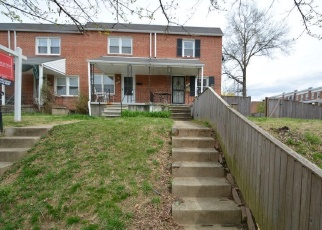 Foreclosed Home en REDFERN AVE, Baltimore, MD - 21211