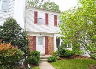 Foreclosed Home en LAMBETH BRIDGE CT, Lutherville Timonium, MD - 21093