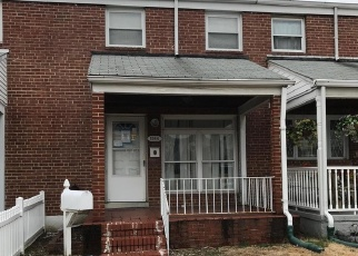 Foreclosed Home en HOLBORN RD, Dundalk, MD - 21222