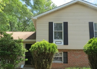 Foreclosed Home en TIMBERCREST DR, District Heights, MD - 20747