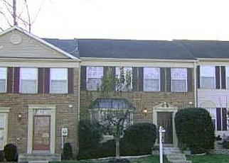 Foreclosed Home en BEEHIVE CT, Germantown, MD - 20876