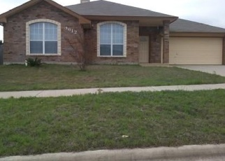Foreclosed Home in FOXGLOVE LN, Killeen, TX - 76549
