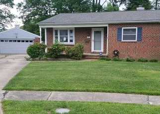 Foreclosed Home en ELKWOOD CT, Catonsville, MD - 21228