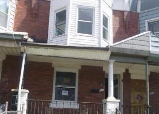 Foreclosed Home en TRINITY ST, Philadelphia, PA - 19143