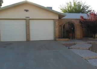 Foreclosed Home in BOB SMITH DR, El Paso, TX - 79936