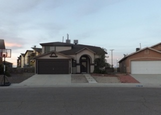 Foreclosed Home in TUSCAN ROSE LN, El Paso, TX - 79938