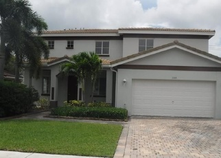 Foreclosed Home in NW 204TH ST, Miami, FL - 33169
