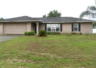 Foreclosed Home in PECAN COURSE LOOP, Ocala, FL - 34472