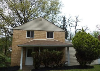 Foreclosed Home in MACFARLANE DR, Pittsburgh, PA - 15235