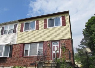 Foreclosed Home en SPADE RD, Windsor Mill, MD - 21244