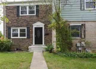 Foreclosed Home en ROLLINS LN, Capitol Heights, MD - 20743