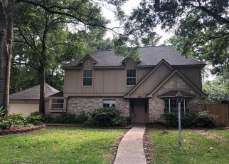 Foreclosed Home in FIRESIDE DR, Spring, TX - 77379