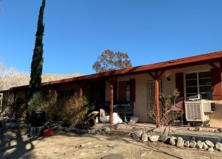Foreclosed Home en RAWSON RD, Morongo Valley, CA - 92256