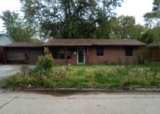 Foreclosed Home in ANGELA DR, Granite City, IL - 62040