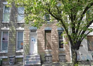 Casa en ejecución hipotecaria in Baltimore, MD, 21230,  SIDNEY AVE ID: F4402327