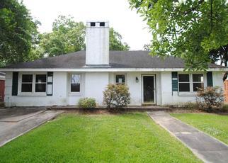 Foreclosure Home in Morgan City, LA, 70380,  N PRESCOTT DR ID: F4402649