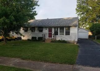 Casa en ejecución hipotecaria in Florissant, MO, 63031,  SAINT BERNADETTE LN ID: F4402678